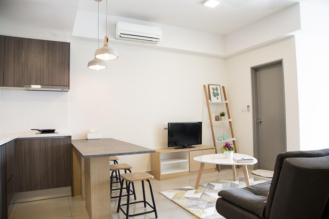 airbnb listing interior photographer