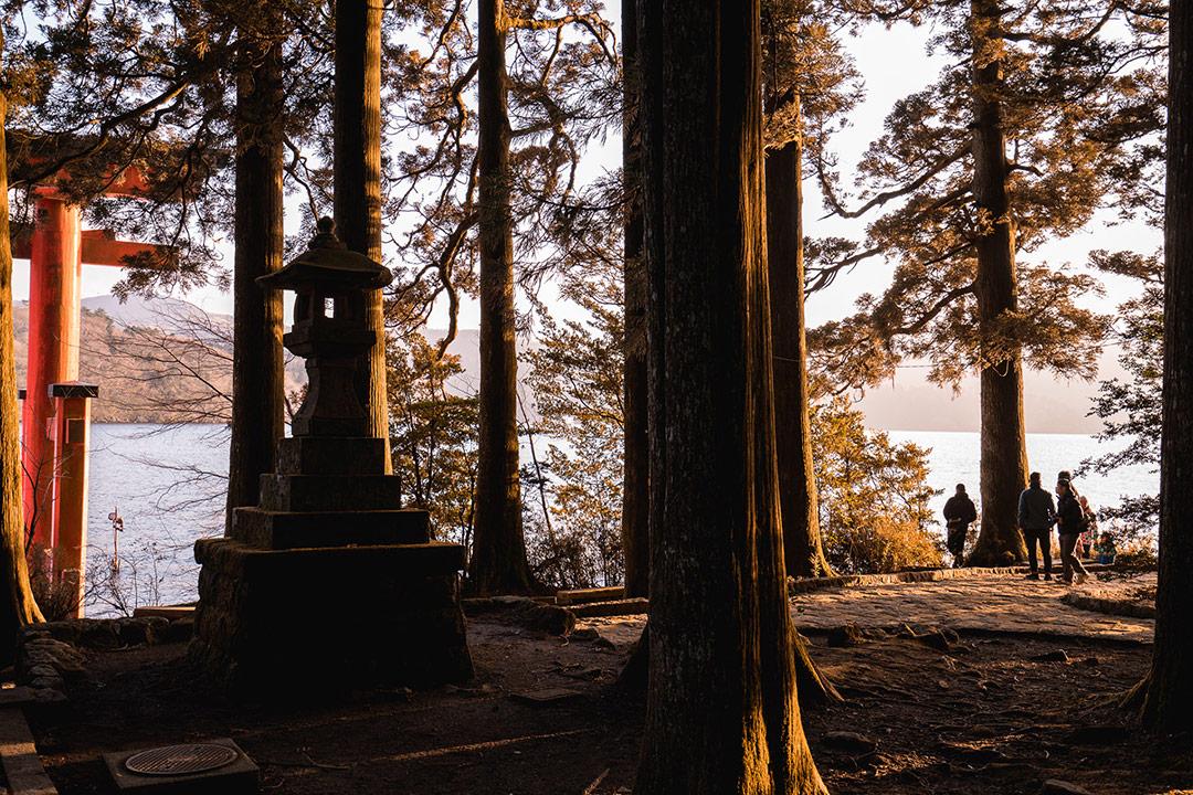Hakone Shrine travel destination photography