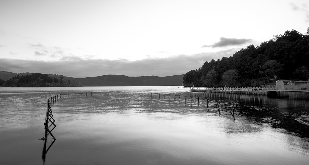 Lake Ashi Hakone scenery photography