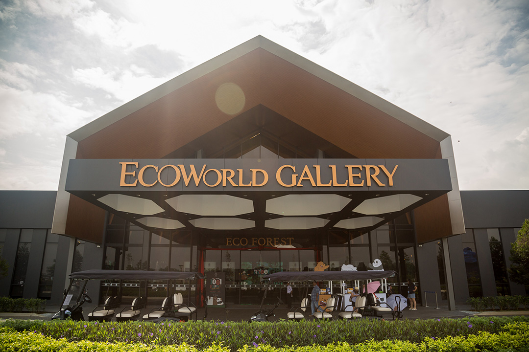 Ecoworld gallery photography