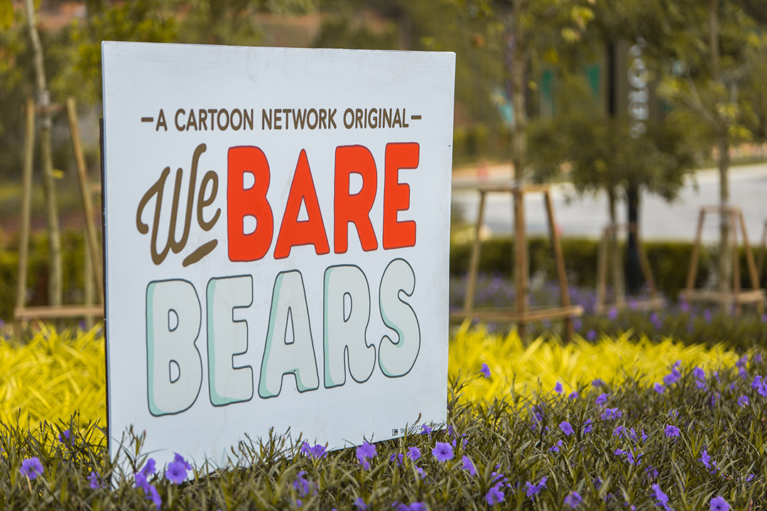 we bare bears corporate event photographer